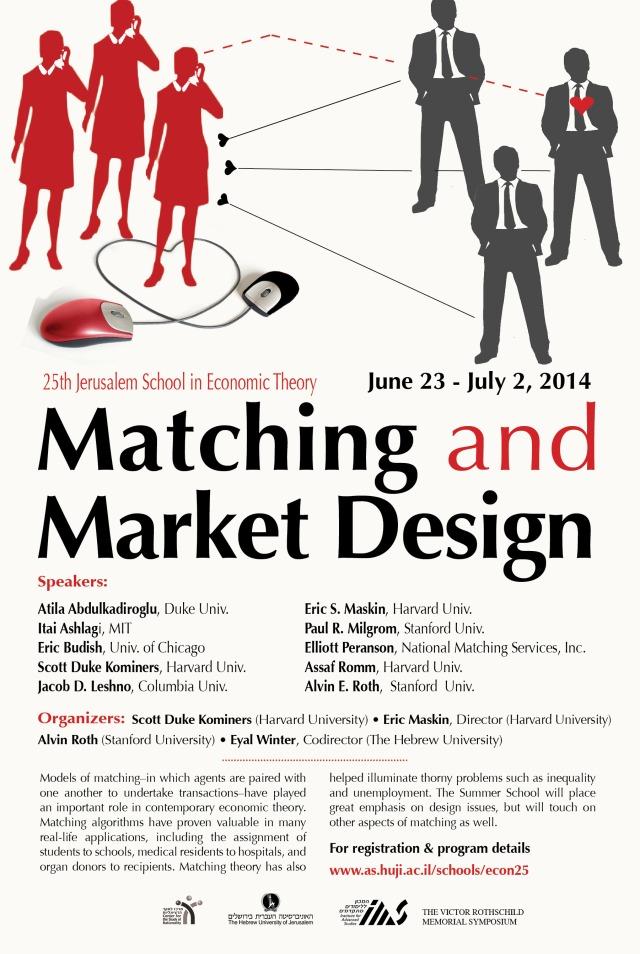 2014 Economics School poster